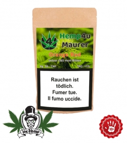 Hemp 4 U Orange Bud Indoor