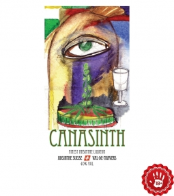 Canasinthe Absinth Likör