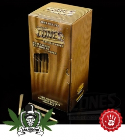 Cones Natural King Size De Luxe 1000 Stk