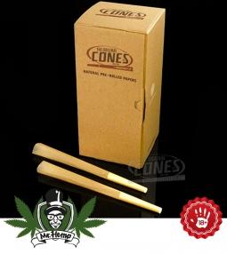 Cones Bio Organic Giga Size 36 Stk