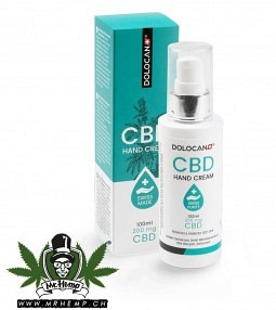 DOLOCAN CBD Hand Cream 100ml / 200mg CBD