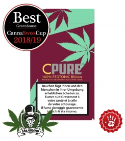 CPure Fedtonic Buds 10g