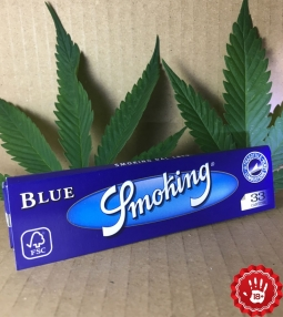 Smoking Blue King Size 1Stk