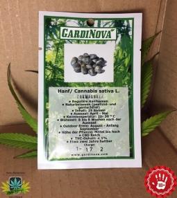 Semi di cannabis Carmagnola ca.25 Pezzi