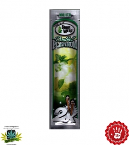 Mojito 2 Blunts in 1 Tube
