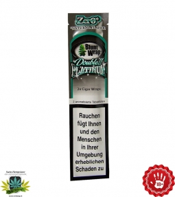 Zero 2 Blunts in 1 Tube