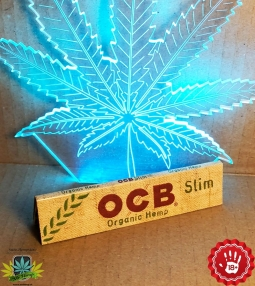 OCB Organic Hemp Papers Slim