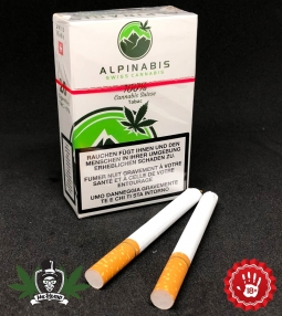 Alpinabis CBD Hemp Cigarettes