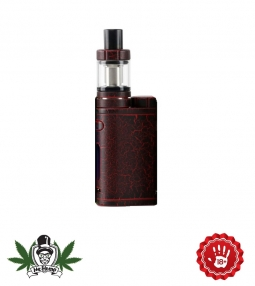 Eleaf Istick Kit Pico T75 mit Melo 3 Mini Red Crackle