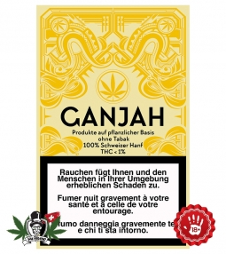 Cannasuisse Ganjah Fluffy Lemon Cream