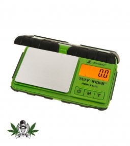 On Balance Tuff-Weigh 100 x 0.1g Green