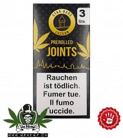 Starbuds Luzern Pre-Rolled Joint V1