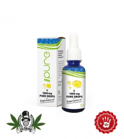 Pure Drops 1000mg CBD 30ml
