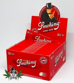 Smoking Red Kingsize BOX