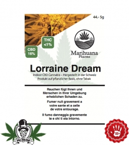 Marihuana Pharms Lorraine Dream 5g