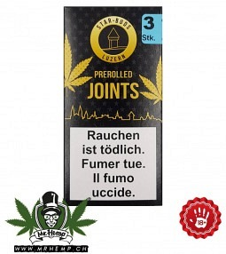 Starbuds Luzern Pre-Rolled Joint Sour ..