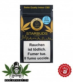 Starbuds Luzern CBD Sour Widow