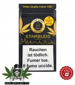Starbuds Luzern CBD Lemon Tonic