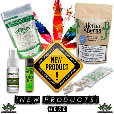 New Products Mr. Hemp