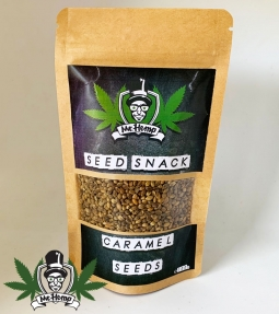 Mr. Hemp SEED SNACK Caramel