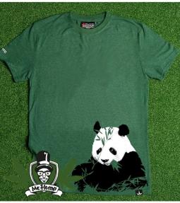 Hemp Shirt Panda