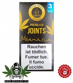 Starbuds Luzern Pre-Rolled Joint Blueberry