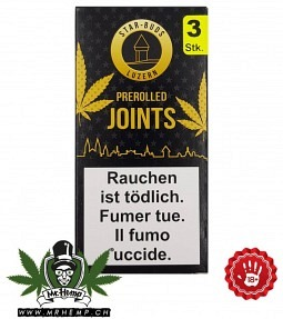 Starbuds Luzern Pre-Rolled Joint Limoncello