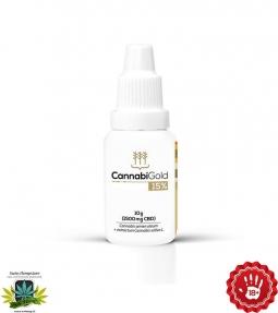 Cannabigold 15% CBD Extrakt 10gr