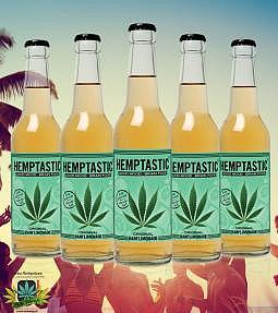 Hemptastic CBD canapa limonata