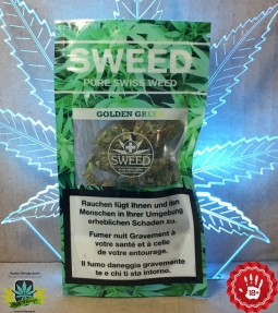 SWEED CBD Hemp flowers 2g